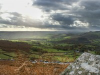 View from Froggatt Edge