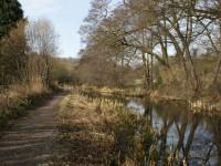Easy canalside walking