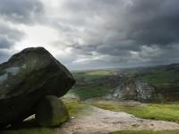 Mysterious Peak gritstone