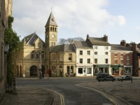 Wirksworth town hall